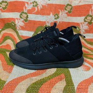 Nike Free Run Black Sneakers Men's 10 1/2